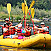 Fun Family Entertainment Ideas - OARS offers multi-sport vacations for families including rafting and kayaking the most popular lakes and rivers around Tahoe and Yosemite Park.