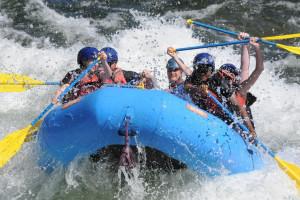 Rock-N-Water Whitewater Rafting Trips
