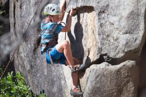 Rock-N-Water Family Rock Climbing Trips