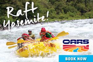 OARS - Raft the Merced or Tuolumne River