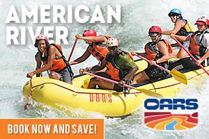 OARS - American River Rafting near Yosemite