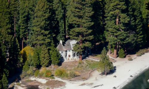 Lake Tahoe Attractions Vikingsholm Castle