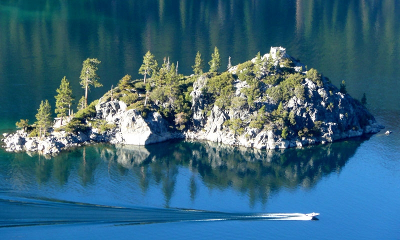 Lake Tahoe Attractions Emerald Bay