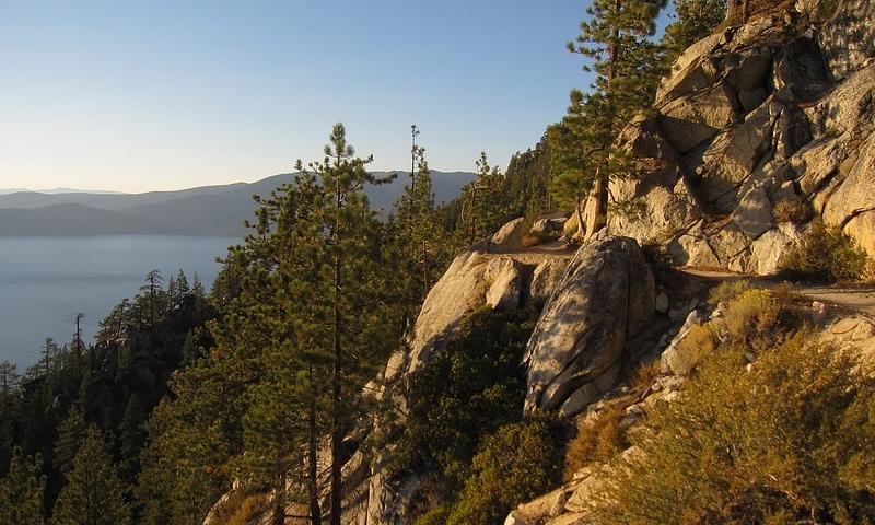 Tahoe Flume
