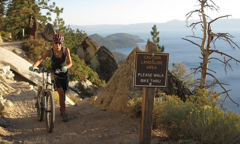 Flume Trail Tahoe