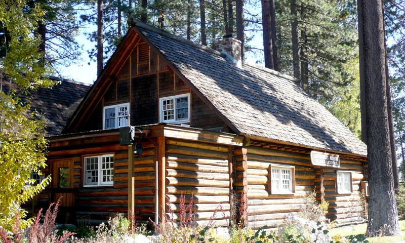 Watson Cabin Museum at Lake Tahoe