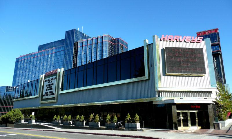 Harveys Casino at Lake Taho