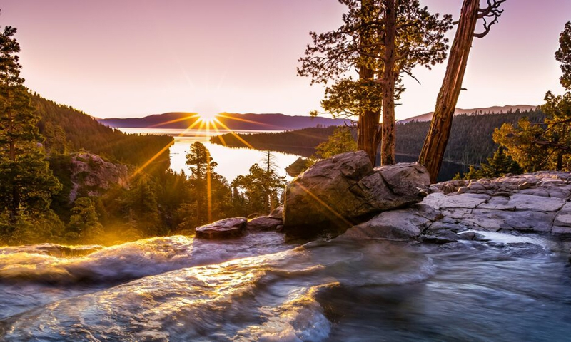 Lake tahoe california fishing camping boating alltrips for South lake tahoe fishing charters