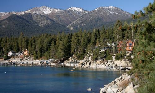 Incline Village Nevada Lake Tahoe