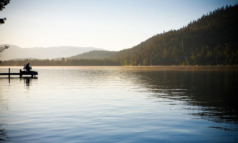 Donner lake california fishing camping boating alltrips for Fishing lakes in southern california
