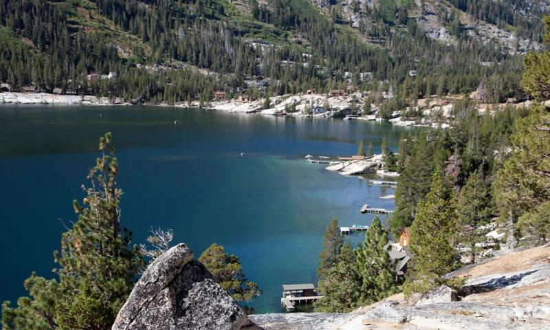 California Echo Lake