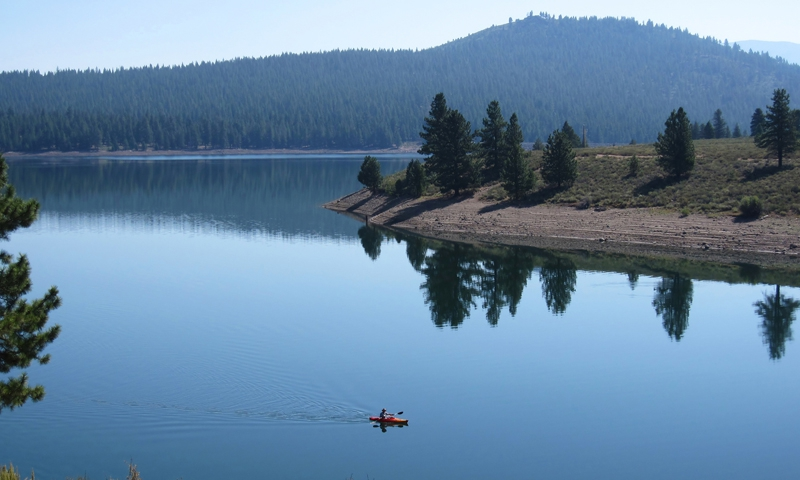 Prosser Creek Reservoir