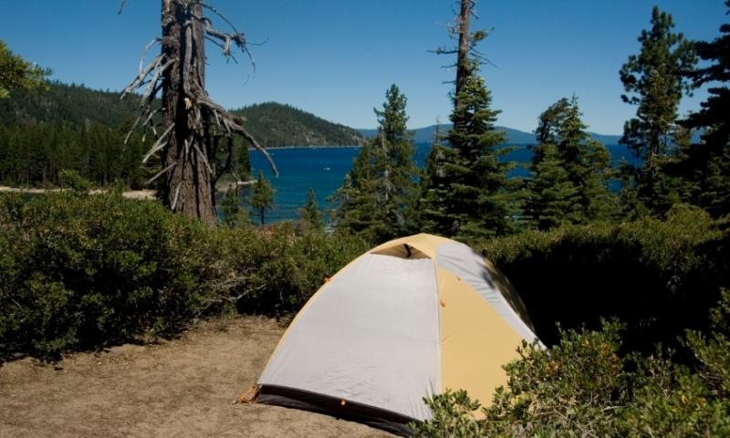 Lake Tahoe California Camping - AllTrips