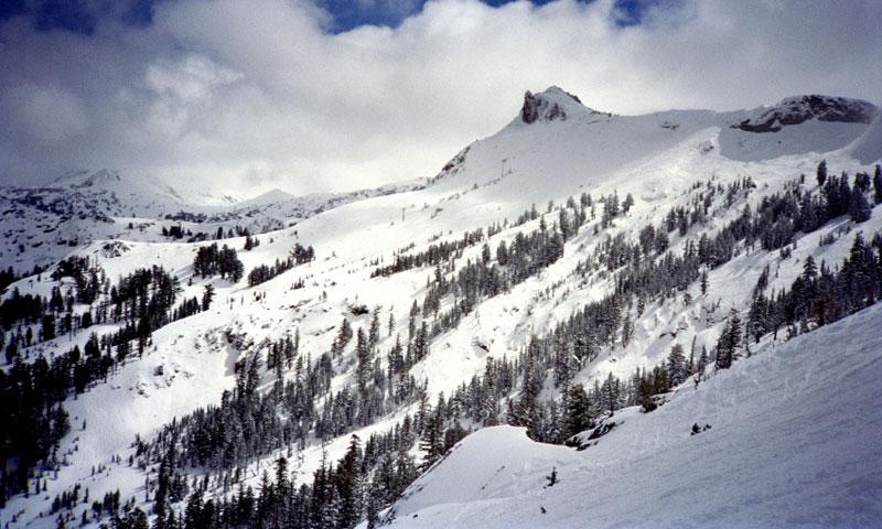Kirkwood Mountain Resort at Lake Tahoe