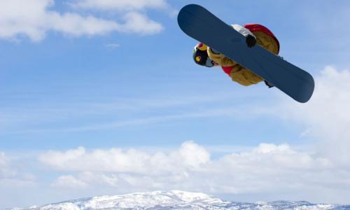 Lake Tahoe Snowboarding