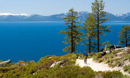 Lake Tahoe Summer Vacation