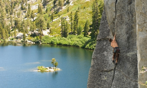 Lake Tahoe Recreation Climbing