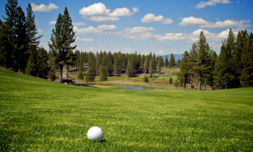 Lake Tahoe Activities Golfing