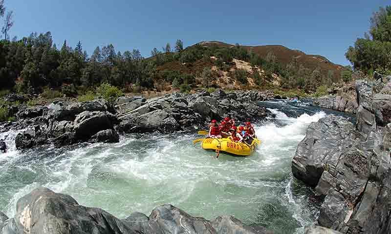 Lake Tahoe Activities Rafting