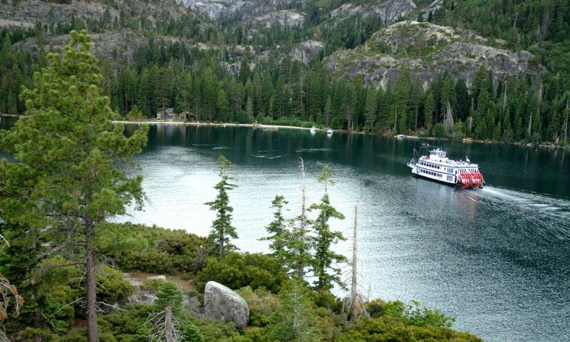 Lake Tahoe Recreation Cruise