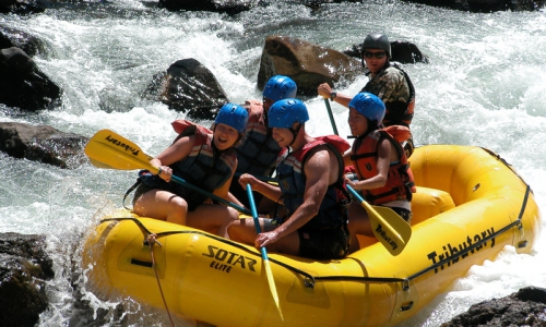 Lake Tahoe California Whitewater Rafting