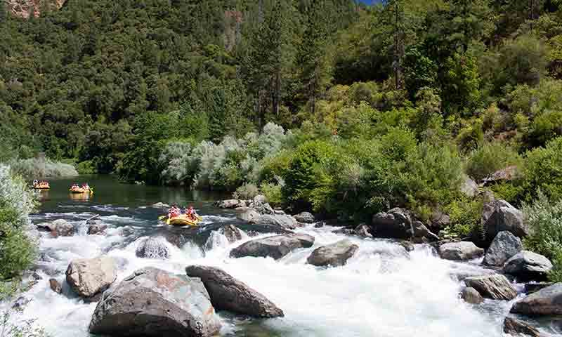 Lake Tahoe Whitewater Rafting