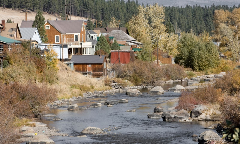 Bed And Breakfast In Truckee California